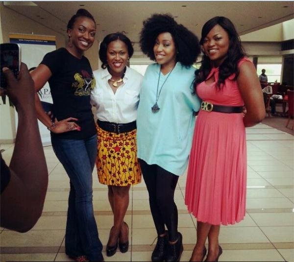 Rita Dominic, Funke Akindele, Uche Jombo, Kate Henshaw In New Photos