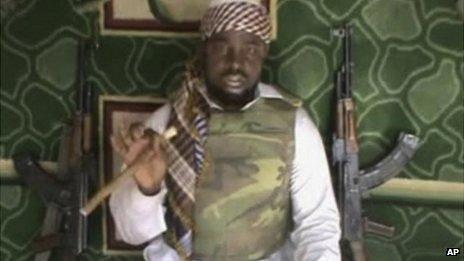 Nigeria's Boko Haram rejects Jonathan's amnesty idea