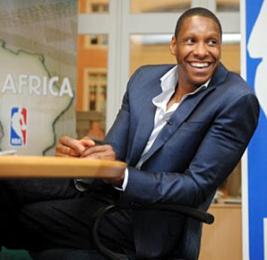 How Nigeria's Masai Ujiri rose to become the general manager for an American major league sports team