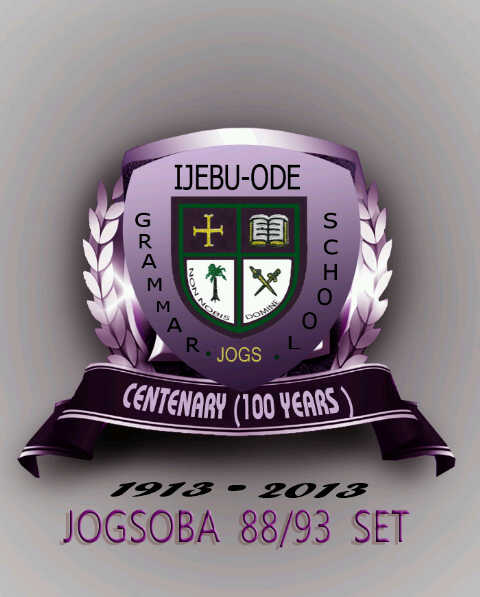 Ijebu Ode Grammar School (JOGSOBA 88/93) 20th Graduation Anniversary/Library Project/Re-Union; 27th – 29th Sept. 2013