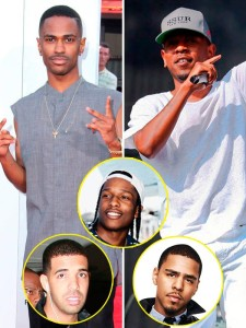 Kendrick Lamar, Taylor Swift & More: The Biggest Song Disses Of 2013