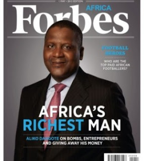 Forbes disowns latest rich list making the rounds
