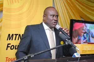 MTN Nigeria CEO; Michael Ikpoki