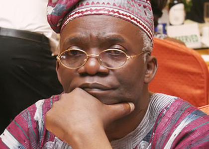 First Lady's Panel On Abducted Schoolgirls Illegal – Falana
