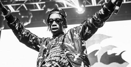 Wiz Khalifa performs at SXSW in Austin, TX on March 13, 2014 Misha Vladimirskiy/FliterlessCo