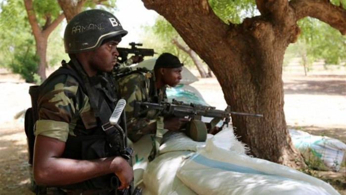 B'Haram clashes with Cameroon soldiers