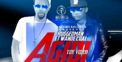 Agidi Video Artwork