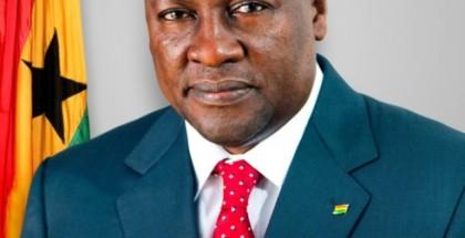 John Mahama – President of Ghana