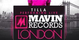 Tilla Mavin Concert