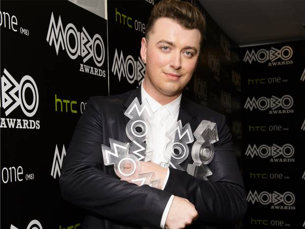 MOBO Awards 2014: Sam Smith sweeps the board with four gongs