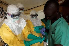 Ebola: Nigerians Back To Old Habits