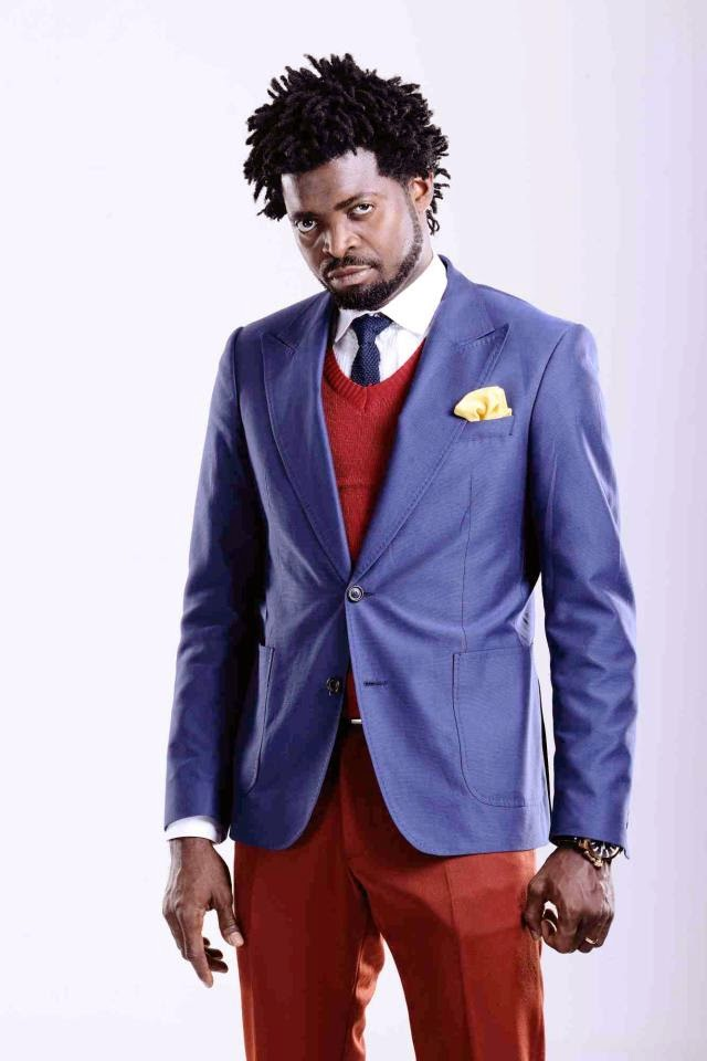 Basketmouth Ready To Launch His Fashion Line, See Samples [Photos]