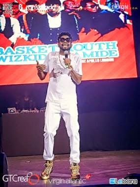 Checkout Photos from Basketmouth's UK concert