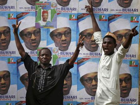 How technology eased Buhari's path to power in Nigeria