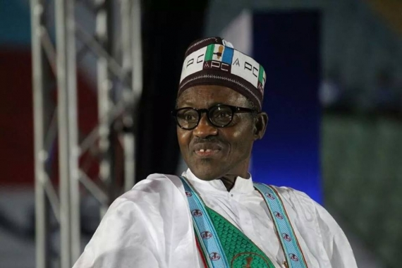 Court strikes out suit challenging Buhari's eligibility