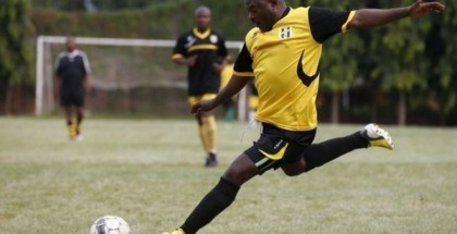 Burundi's president played a game of football while people protested against him