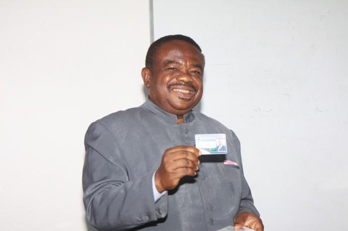 COSON Chairman, Chief Tony Okoroji Enrolls with NEIHIS [@neihis]