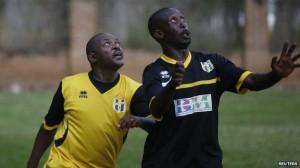 President Nkurunziza is a qualified football coach