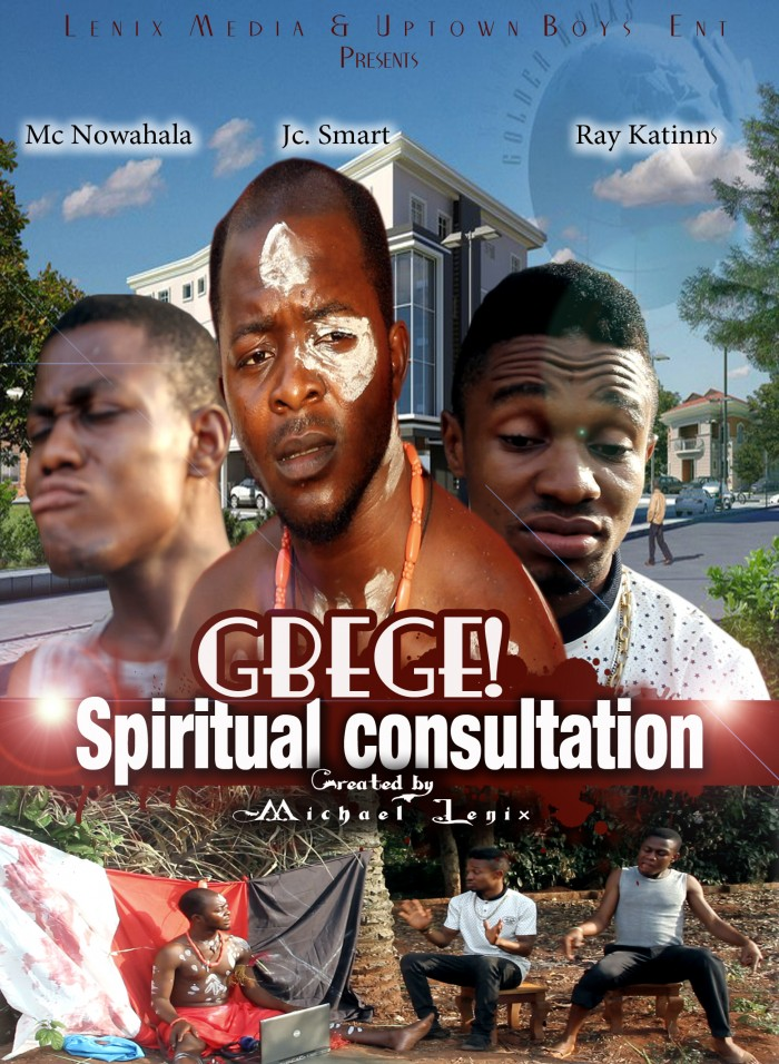 #Comedy: GBEGE; Spiritual Consultation  [Comedy Episode 10] – Video, @iam_Katinns