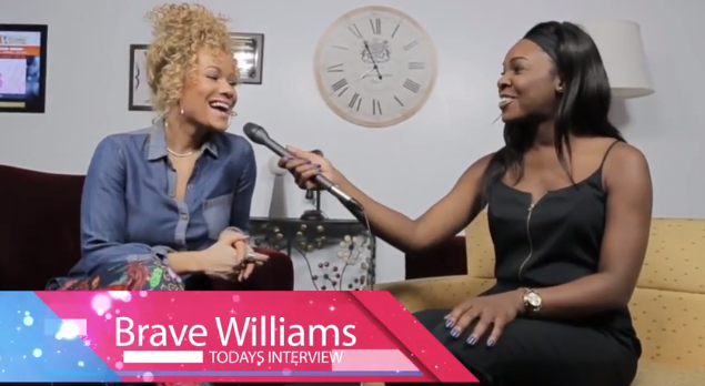 Exclusive Interview With Raro Lae; R&B Diva's LA Celebrity Artist, Brave Williams Talks With Raro Lae