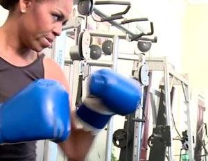 [WATCH] FLOTUS Michelle Obama Shares Her Intense Workout [#GemmeFive Challenge]