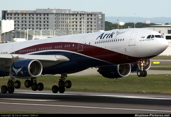 Arik Airline Technically goes bankrupt With Huge Debts…Pilots Leave To Other Airlines