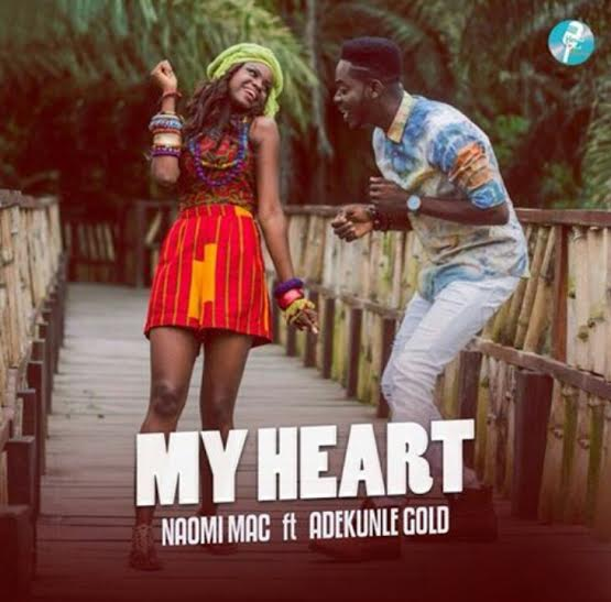 "Nigerian Idol Finalist, Naomi Mac and YBNL Toaster, Adekunle Gold Set to Release Visuals to ""My Heart"" [BTS]"