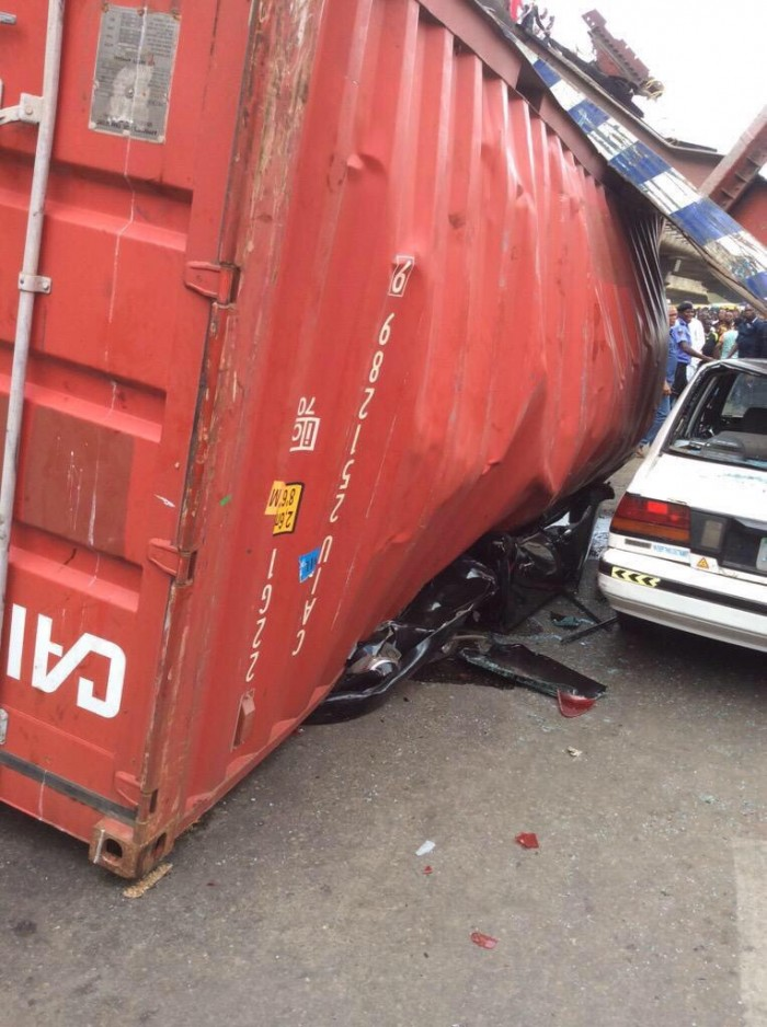 After the #Ojuelegba road accident; what next for #Lagosians?