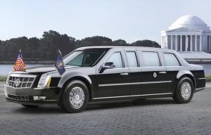 2009 Cadillac Presidential Limousine