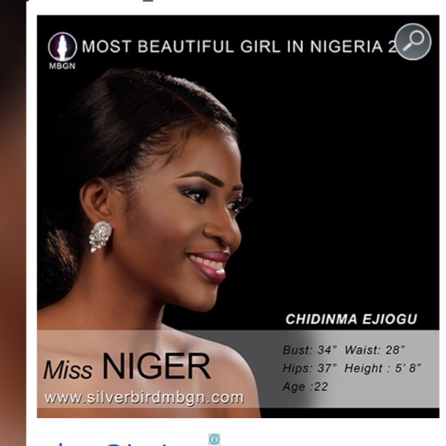 #MBGN2015  Vote for Ejiogu Chidinma Eucharia as the Most Beautiful Girl in Nigeria 2015
