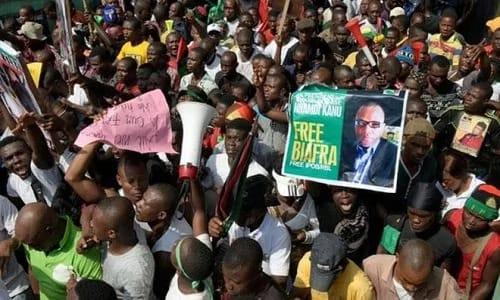 Rally In Lagos: APC Warns Pro-Biafra Activists