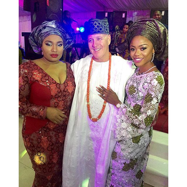 #Lifestyle: The Wedding Guest: Mariam Adeyemi and John Timmer #MJ2015