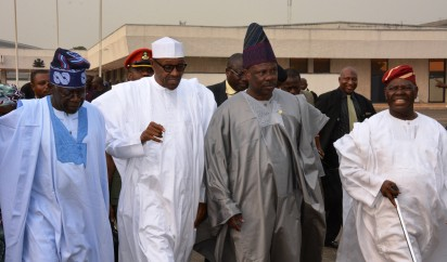 Ogun State @ 40 – President Buhari toured, commissioned projects and was entertained