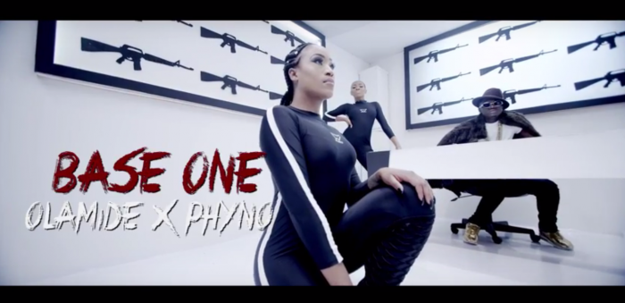 Base One Drops #Video For 'Werey Re Rmx' With Phyno & Olamide [@iambaseone]