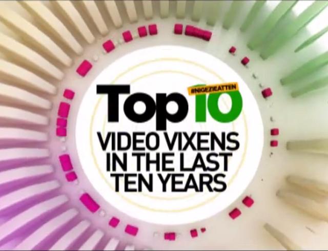 NIGEZIE RELEASE LIST OF TOP 10 VIDEO VIXENS IN NIGERIA