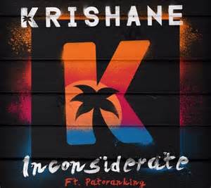 """#Video: Krishane and Patoranking Collaborate On New Track titled """"Inconsiderate"""""""