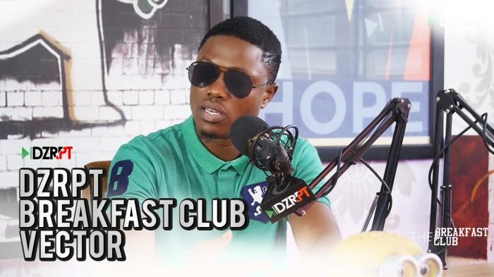 Video: DZRPT Breakfast Club – Vector (Interview)